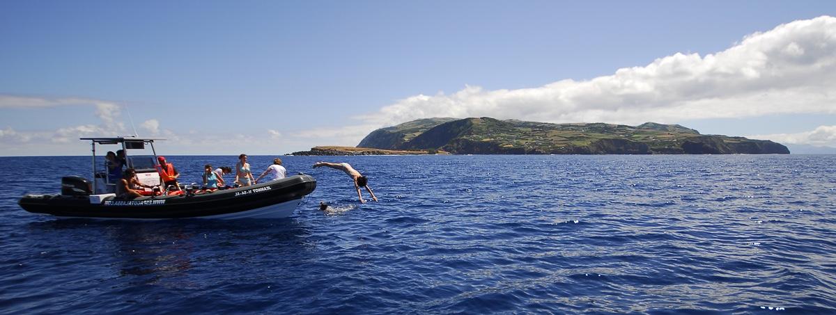Topos São Jorge Island