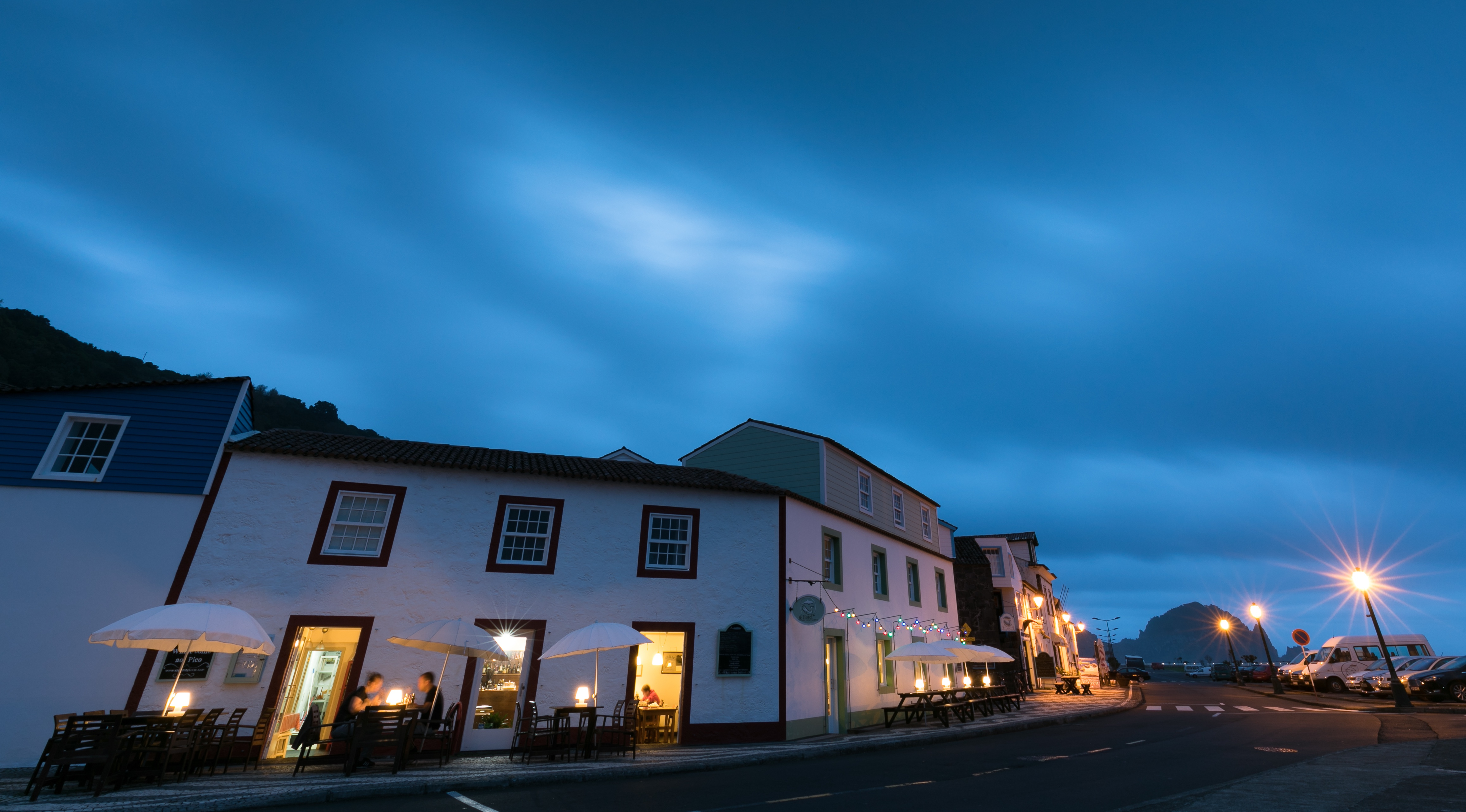 Hotel Whale come ao Pico