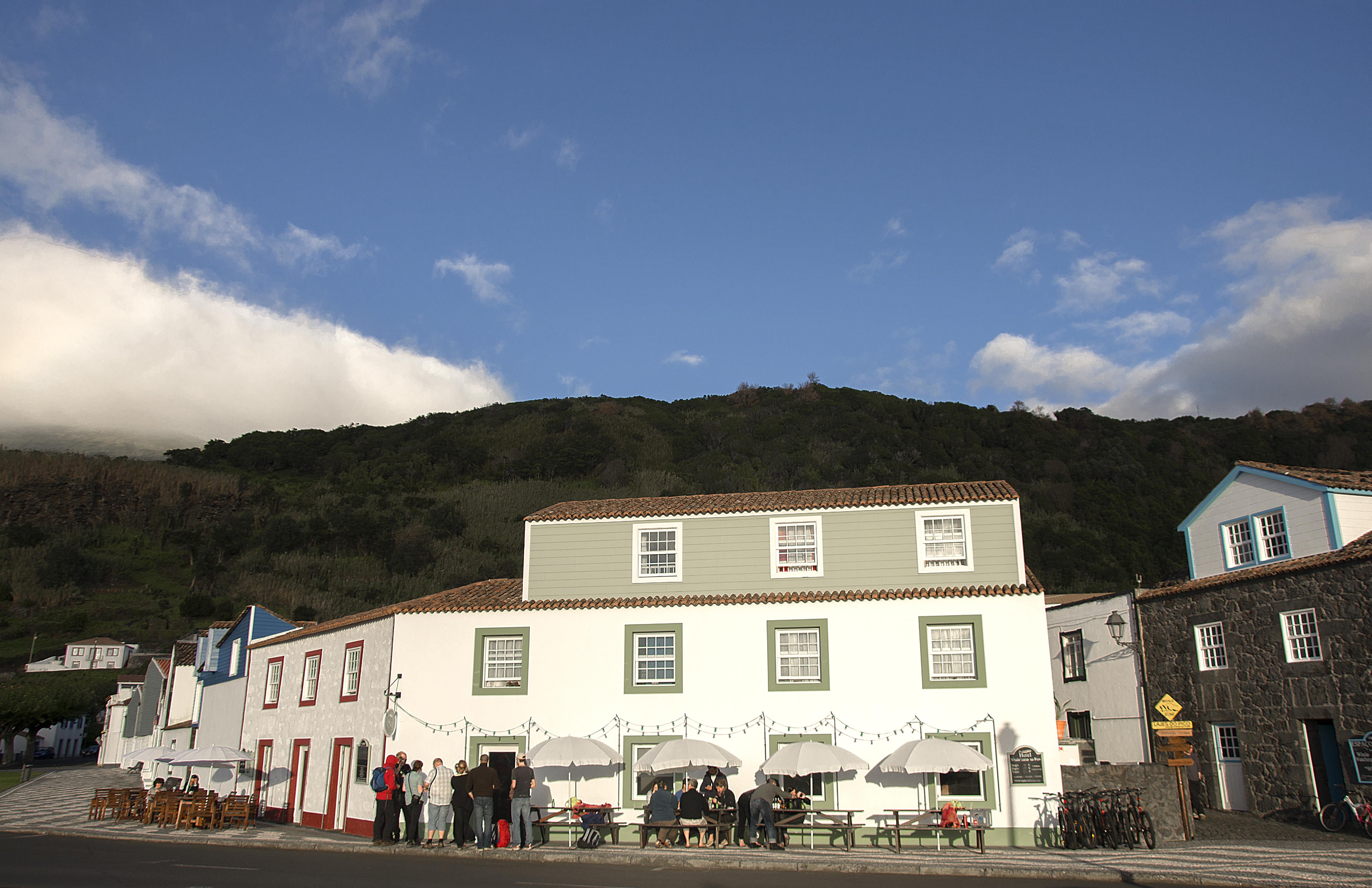 Hotel Whale'come ao Pico